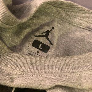 Jordan Shirts - Jordans T-shirt (size large) new👀